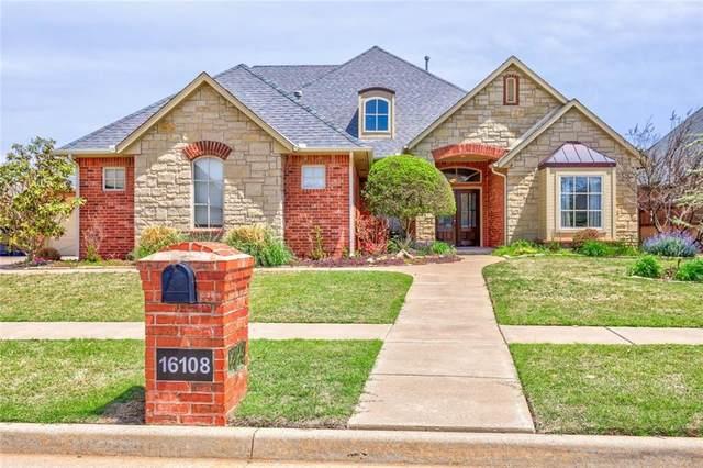 16108 Scissortail Drive, Edmond, OK 73013 (MLS #955906) :: Maven Real Estate