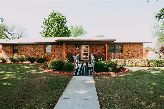 908 North Street, Maysville, OK 73057 (MLS #955916) :: Maven Real Estate