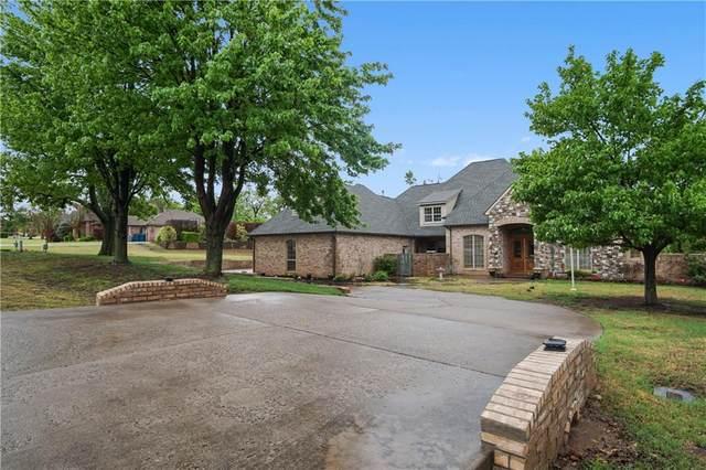 2322 Twin Creek Lane, Newcastle, OK 73065 (MLS #955919) :: Maven Real Estate