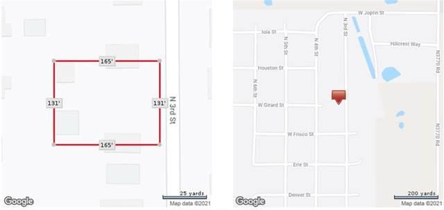 713 N 3rd Street, Okemah, OK 74859 (MLS #955921) :: KG Realty