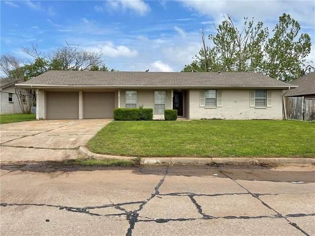 2300 Ridgewood Drive, Moore, OK 73160 (MLS #955936) :: Maven Real Estate