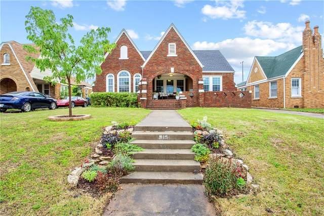 915 NE 21st Street, Oklahoma City, OK 73105 (MLS #955947) :: KG Realty