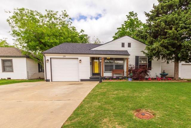 319 Draper Drive, Midwest City, OK 73110 (MLS #955952) :: The UB Home Team at Whittington Realty
