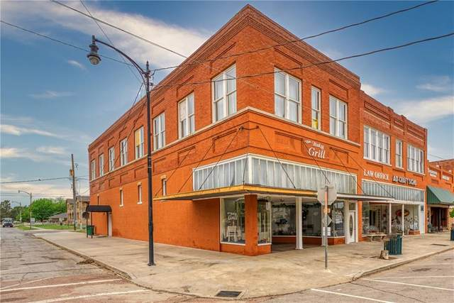 133 S Oklahoma Street, Mangum, OK 73554 (MLS #955986) :: KG Realty