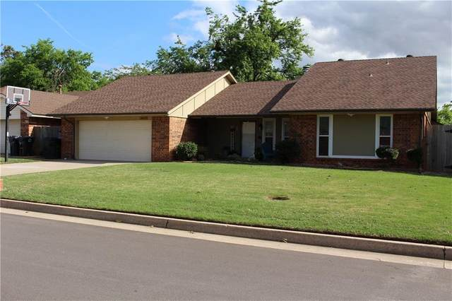 10112 Paisley Road, Yukon, OK 73099 (MLS #955988) :: Homestead & Co
