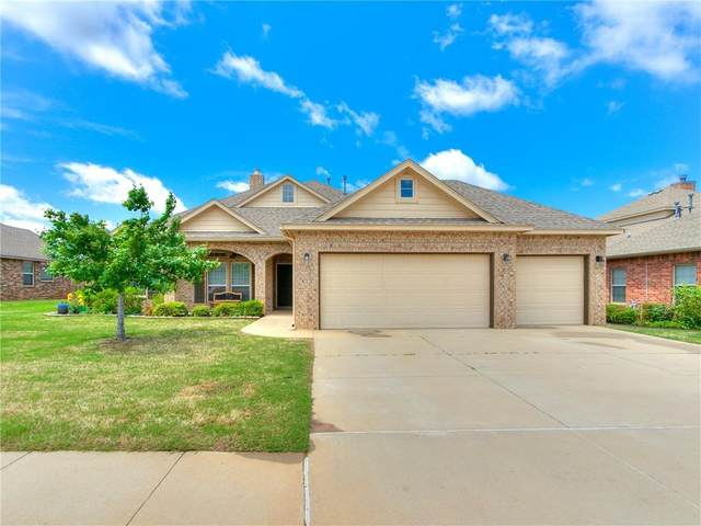 8721 Stacy Lynn Lane, Yukon, OK 73099 (MLS #955995) :: Maven Real Estate