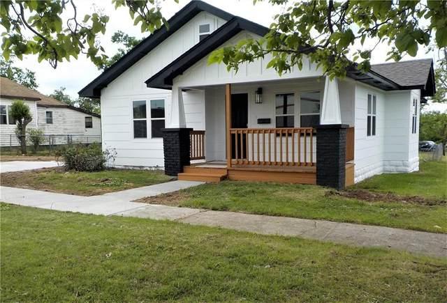 219 N Admire Avenue, El Reno, OK 73036 (MLS #956013) :: Maven Real Estate