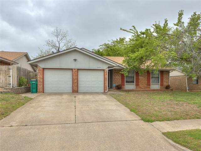 3824 Hiddleston Circle, Oklahoma City, OK 73135 (MLS #956016) :: Erhardt Group at Keller Williams Mulinix OKC