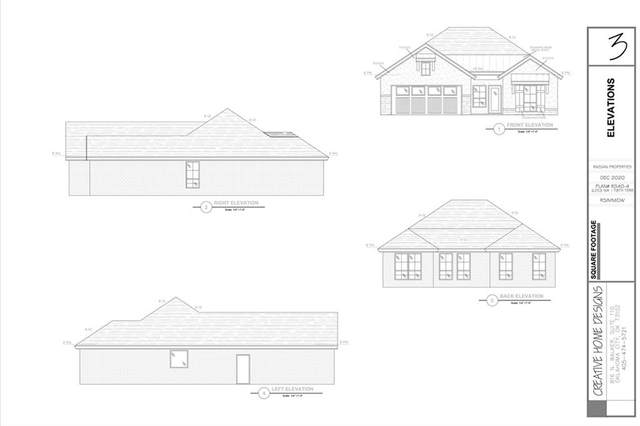 6253 NW 178th Terrace, Edmond, OK 73012 (MLS #956041) :: Erhardt Group at Keller Williams Mulinix OKC