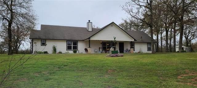 21705 N Promised Land Road, Luther, OK 73054 (MLS #956090) :: Erhardt Group at Keller Williams Mulinix OKC