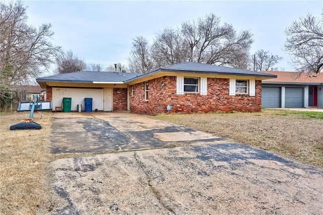 1417 NW 102nd Street, Oklahoma City, OK 73114 (MLS #956094) :: Homestead & Co