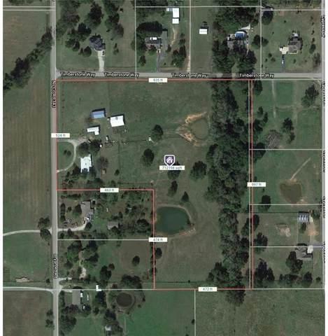 20395 Malone Road, Tecumseh, OK 74873 (MLS #956096) :: Keller Williams Realty Elite