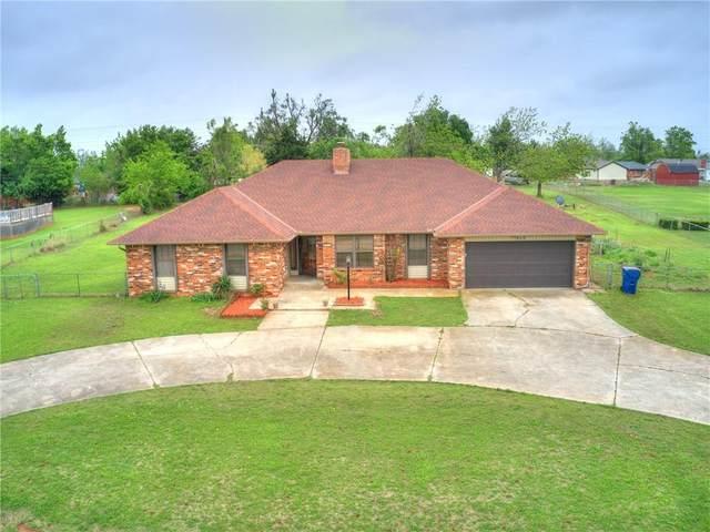 512 W Aqua Clear Drive, Mustang, OK 73064 (MLS #956098) :: Maven Real Estate
