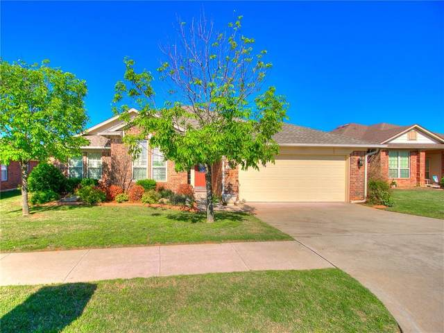 3205 Grant Road, Norman, OK 73071 (MLS #956110) :: The UB Home Team at Whittington Realty