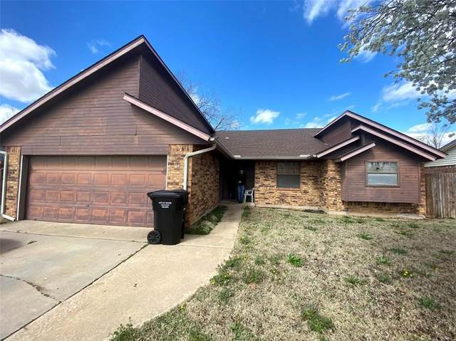 413 Williams Drive, Moore, OK 73160 (MLS #956114) :: Maven Real Estate