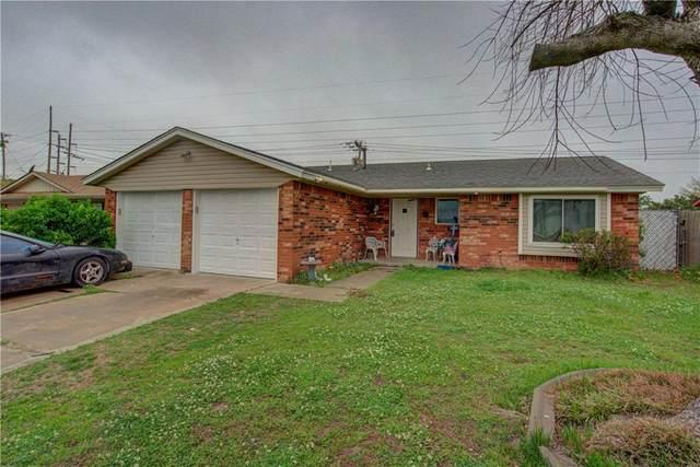 3237 SW 82nd Street, Oklahoma City, OK 73159 (MLS #956131) :: Homestead & Co