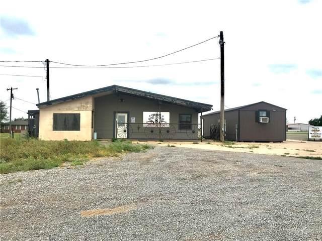 1132 E Main Street, Cordell, OK 73632 (MLS #956136) :: Keller Williams Realty Elite