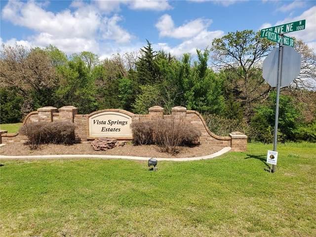 7231 Vista Springs Drive, Norman, OK 73026 (MLS #956142) :: Homestead & Co
