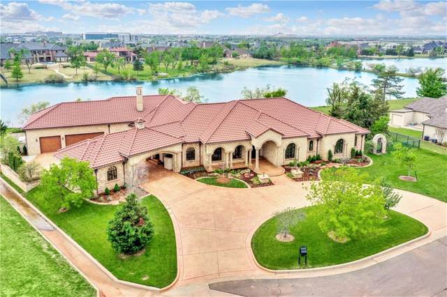 15532 Laguna Drive, Edmond, OK 73013 (MLS #956172) :: Maven Real Estate