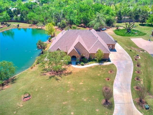 2320 Oakcrest Drive, Edmond, OK 73012 (MLS #956177) :: Maven Real Estate