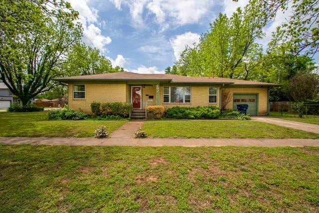 601 W Choctaw, Lindsay, OK 73052 (MLS #956180) :: Keller Williams Realty Elite