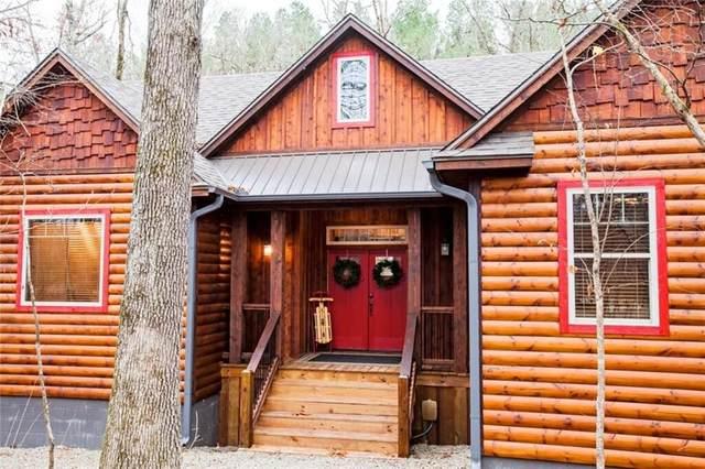 538 Timber Creek Trail, Broken Bow, OK 74728 (MLS #956181) :: Maven Real Estate