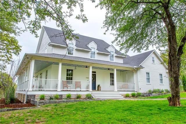 7425 NE 122nd Street, Edmond, OK 73013 (MLS #956186) :: Homestead & Co
