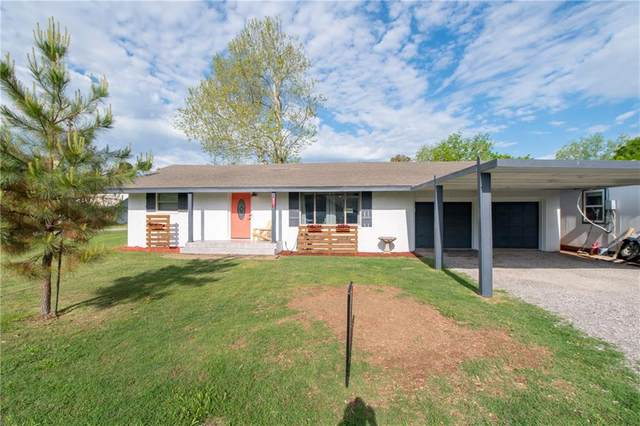 221 S Pybas Street, Washington, OK 73093 (MLS #956212) :: Maven Real Estate