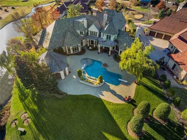 4900 Wisteria Drive, Oklahoma City, OK 73142 (MLS #956230) :: The UB Home Team at Whittington Realty