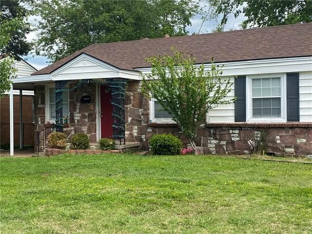 417 NE Showalter Drive, Oklahoma City, OK 73110 (MLS #956270) :: The UB Home Team at Whittington Realty