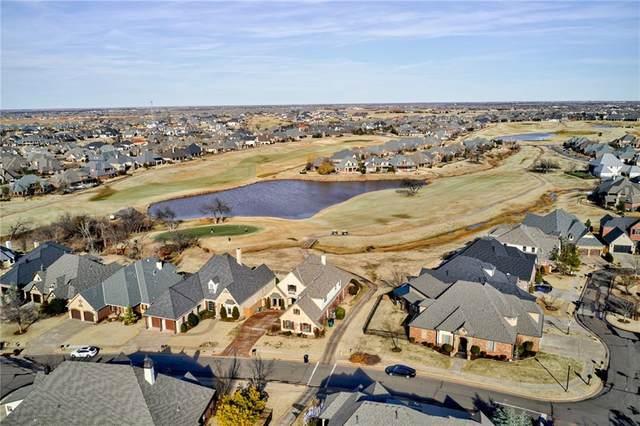 16700 Little Leaf Lane, Edmond, OK 73012 (MLS #956274) :: Homestead & Co