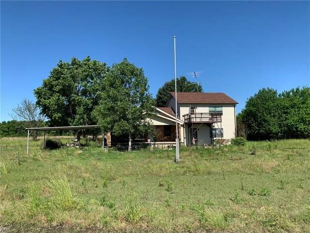 618 Chieftan Street, Wetumka, OK 74883 (MLS #956289) :: Homestead & Co