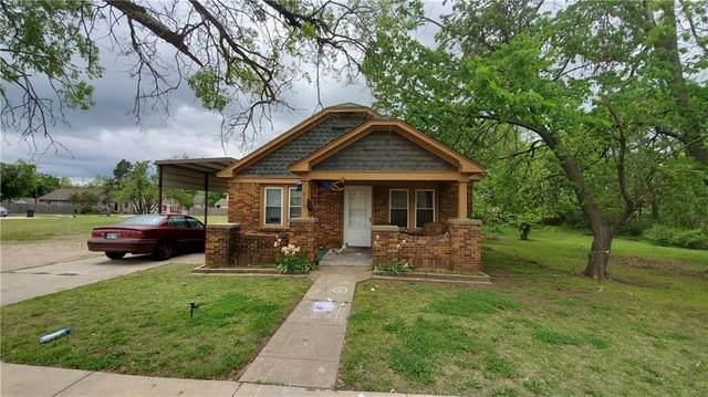 9709 N Western Avenue, Oklahoma City, OK 73114 (MLS #956299) :: Homestead & Co