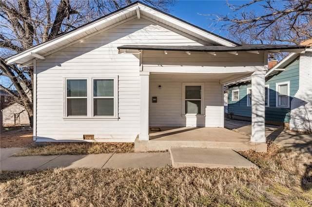 1235 NW 45th Street, Oklahoma City, OK 73118 (MLS #956316) :: Homestead & Co