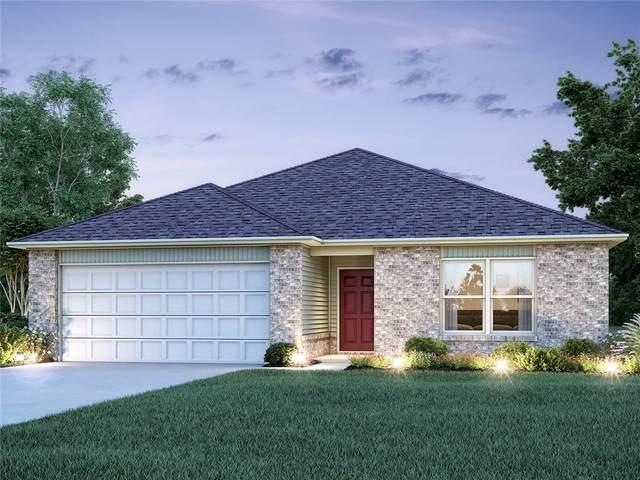1307 S Grace Drive, Mustang, OK 73064 (MLS #956321) :: Maven Real Estate