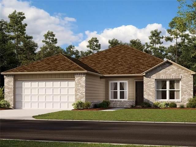 1315 S Grace Drive, Mustang, OK 73064 (MLS #956324) :: Homestead & Co