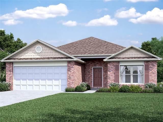 1316 S Grace Drive, Mustang, OK 73064 (MLS #956325) :: Maven Real Estate