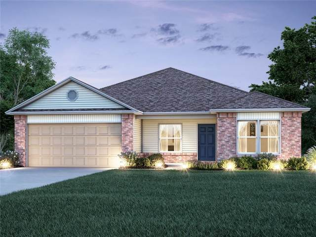 1327 S Grace Drive, Mustang, OK 73064 (MLS #956326) :: Maven Real Estate