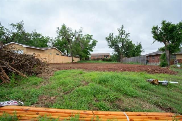 5821 N Rhode Island Avenue, Oklahoma City, OK 73111 (MLS #956343) :: Keller Williams Realty Elite