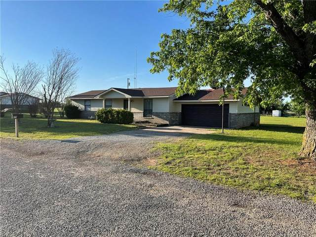 1231 County Road 1355, Chickasha, OK 73018 (MLS #956346) :: Keller Williams Realty Elite