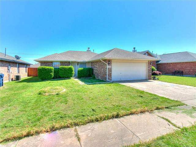 6024 SE 84th Place, Oklahoma City, OK 73135 (MLS #956353) :: Maven Real Estate