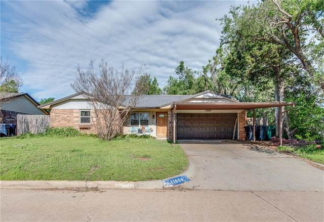 11009 Rochdale Avenue, Oklahoma City, OK 73114 (MLS #956371) :: The UB Home Team at Whittington Realty
