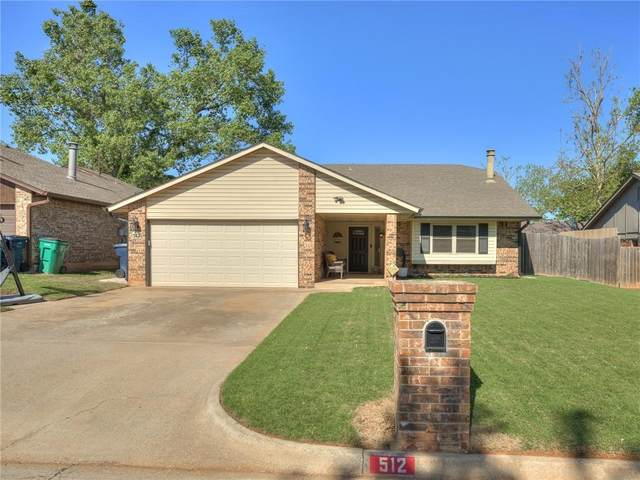 512 Conestoga Drive, Yukon, OK 73099 (MLS #956400) :: Homestead & Co