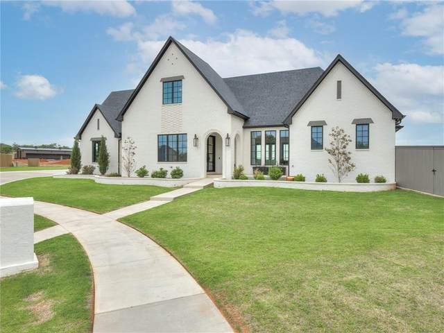 1425 Crimson Drive, Weatherford, OK 73096 (MLS #956423) :: KG Realty