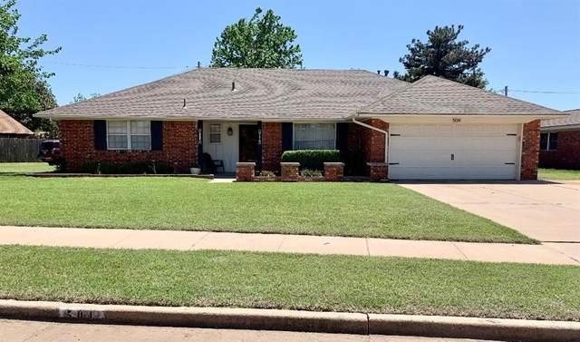504 N Mockingbird Drive, Altus, OK 73521 (MLS #956427) :: Maven Real Estate