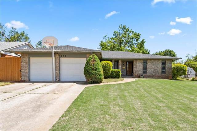 3604 Gardenview Drive, Midwest City, OK 73110 (MLS #956435) :: Homestead & Co