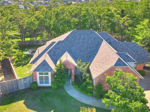 13809 Plantation Way, Edmond, OK 73013 (MLS #956440) :: The UB Home Team at Whittington Realty