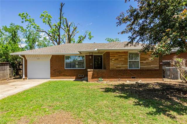 2817 SW 54th Street, Oklahoma City, OK 73119 (MLS #956445) :: Maven Real Estate