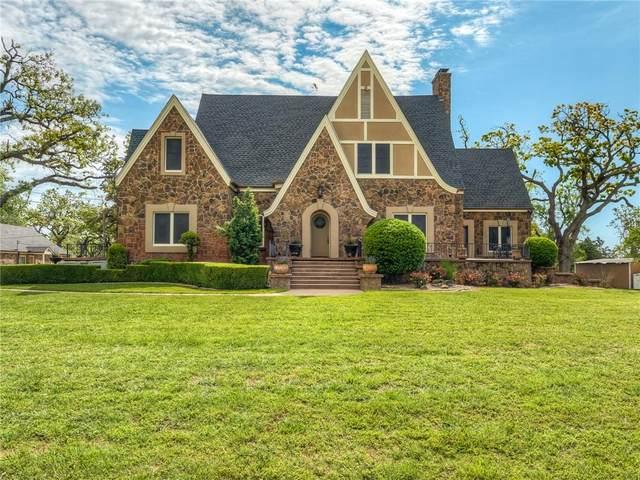 1308 N Eagle Lane, Oklahoma City, OK 73127 (MLS #956449) :: Meraki Real Estate