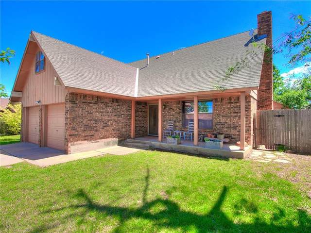 5404 Keith Drive, Oklahoma City, OK 73135 (MLS #956502) :: The UB Home Team at Whittington Realty